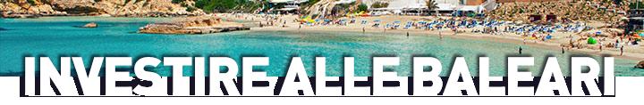 Investire alle Baleari